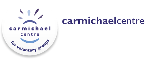 Carmichael Centre Logo, Carmichael Centre--for voluntary groups, Modification 1