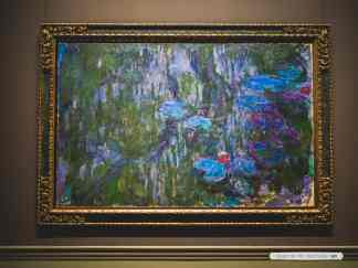"Claude Monet's ""Water Lilies"" at the Metropolitan Museum of Art for kids"