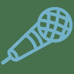 Microphone light