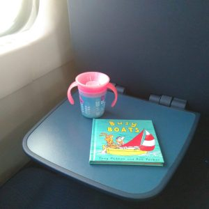 cup and boat