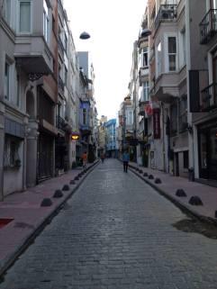 Beyoğlu District