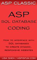 ASP SQL Database Coding Ebook