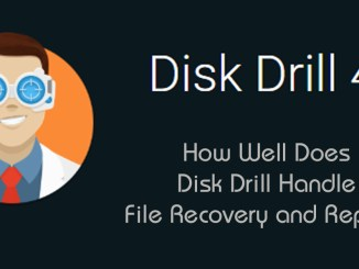 Disk Drill Windows File Repair and Restore