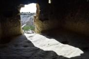 Inside the monastry.