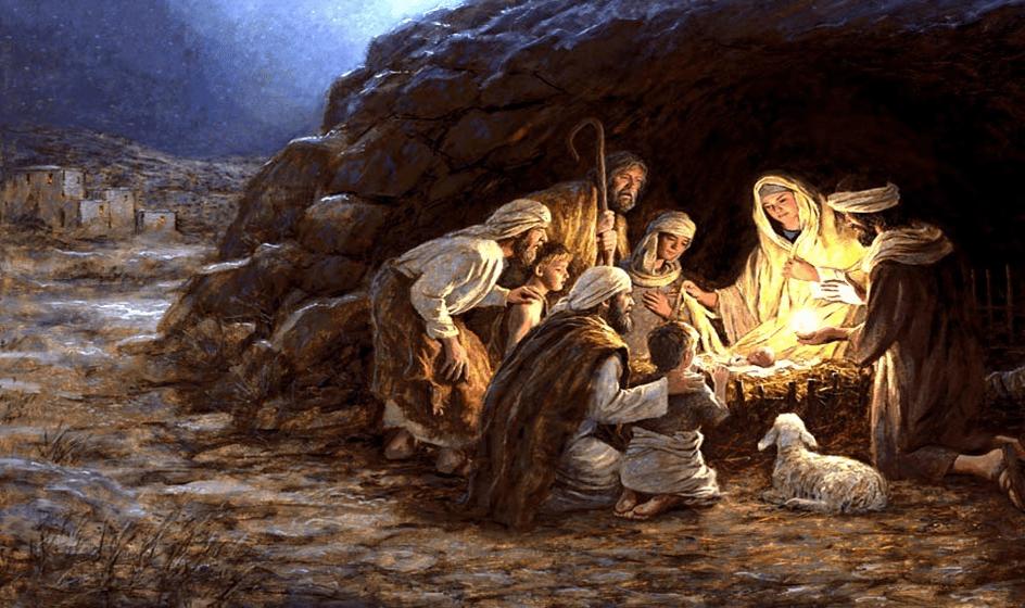 Jesus born at Bethlehem