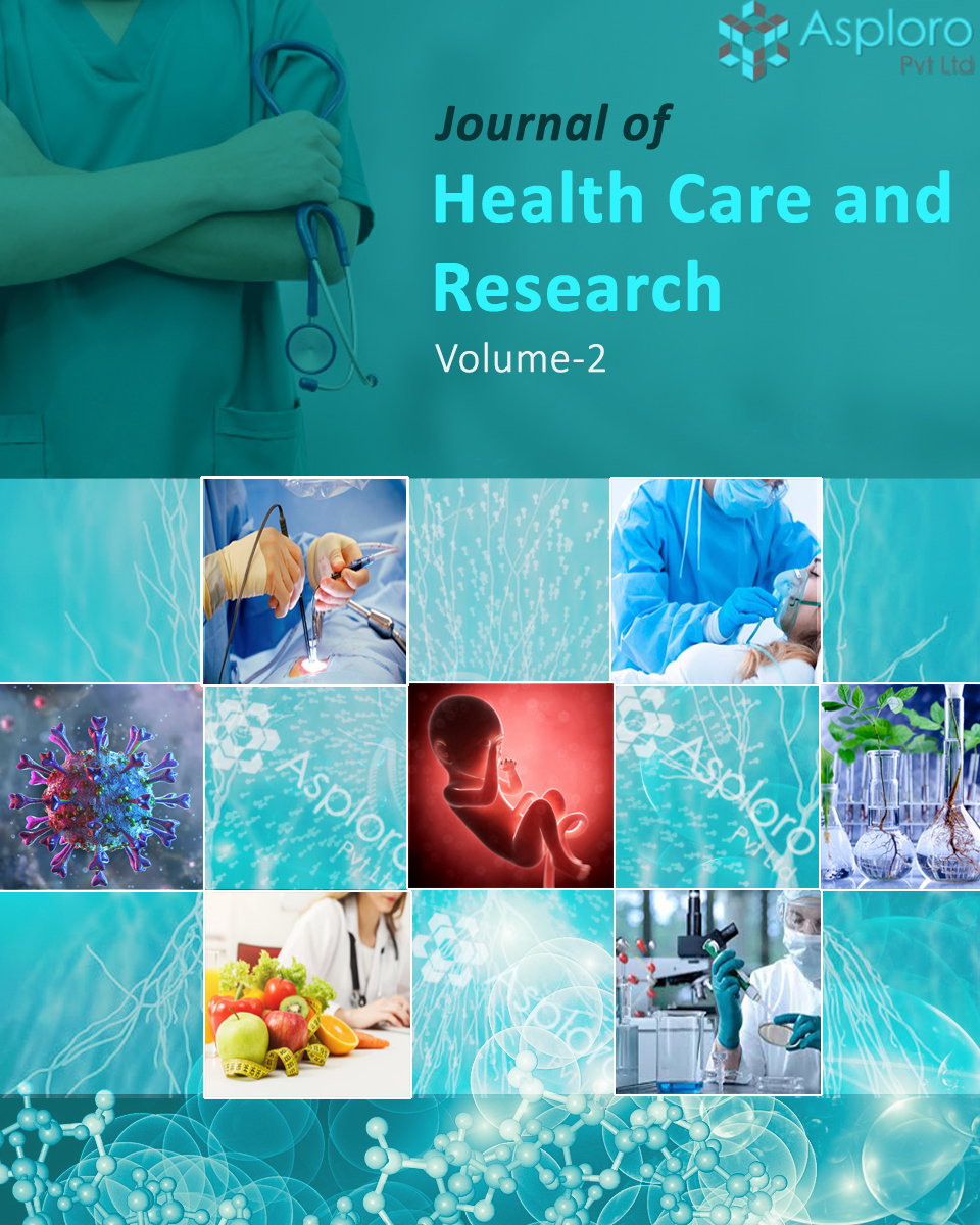 Journal of Health Care and Research