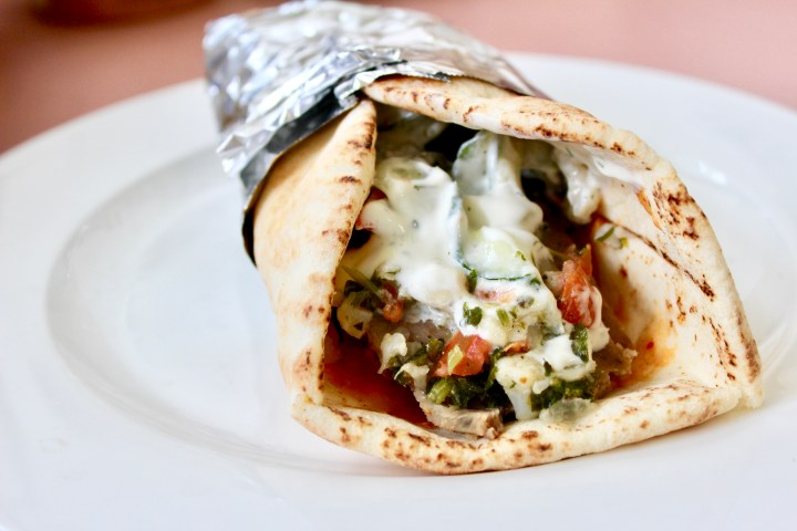 Trader Joe's Hack: 5-Minute Gyros