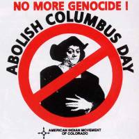Something to Make You Smile|| Columbus Day and Our Native Peoples