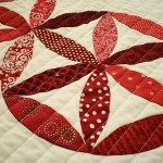 Crimson Coverlet