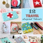 12 Travel Inspired Tutorials
