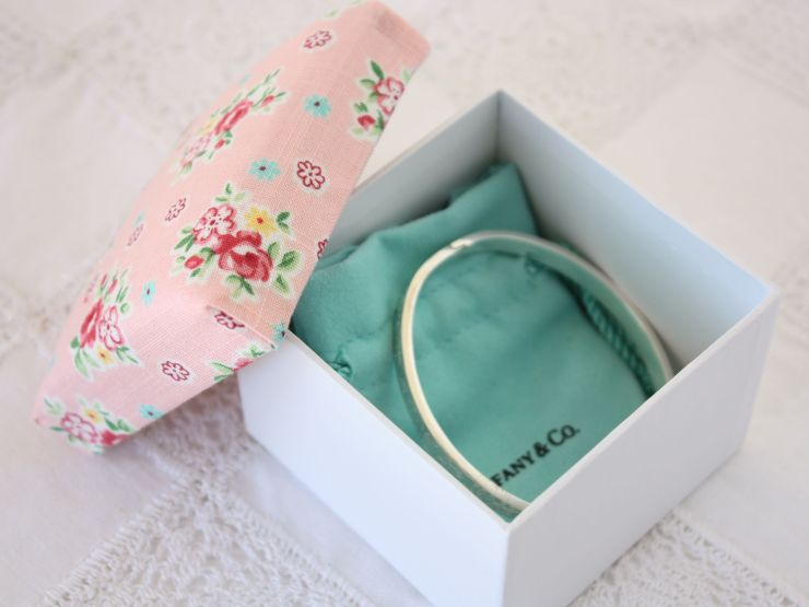 Fabric Covered Box 7