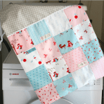 Charm Square Laundry Bag