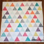 Triangle Quilt (Part 2)
