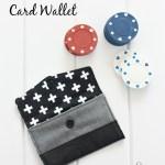 Men's Business Card Wallet