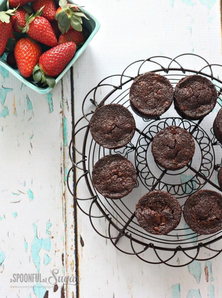 chocolate bouchon