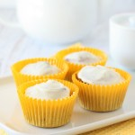 Glazed Carrot Cupcakes