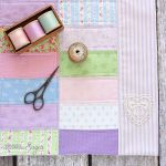 Pastel Patchwork Pillowsham