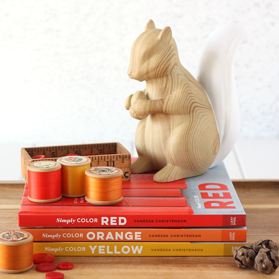 Book about color red - Popular Sewing Blogger Vanessa Christenson Of V Co Has Released A New Range Of Books That Celebrate Color The First Three Books In The Series Red