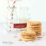 Easy Maple Cookies