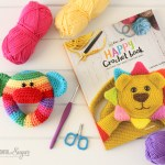 {Book Review} Happy Crochet Book by Carolina Guzman