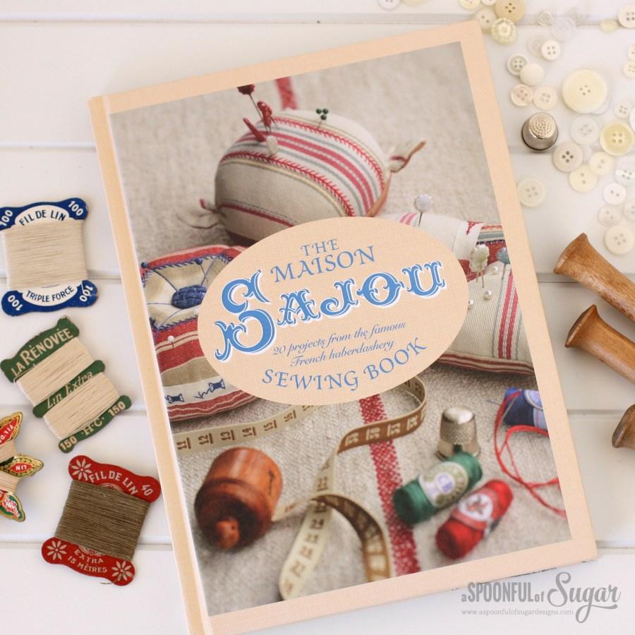 Maison Sajou Sewing Book