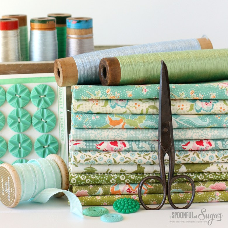 Tilda Circus Fabric