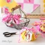 Flower Sugar Pouches