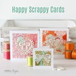 Happy Scrappy Cards