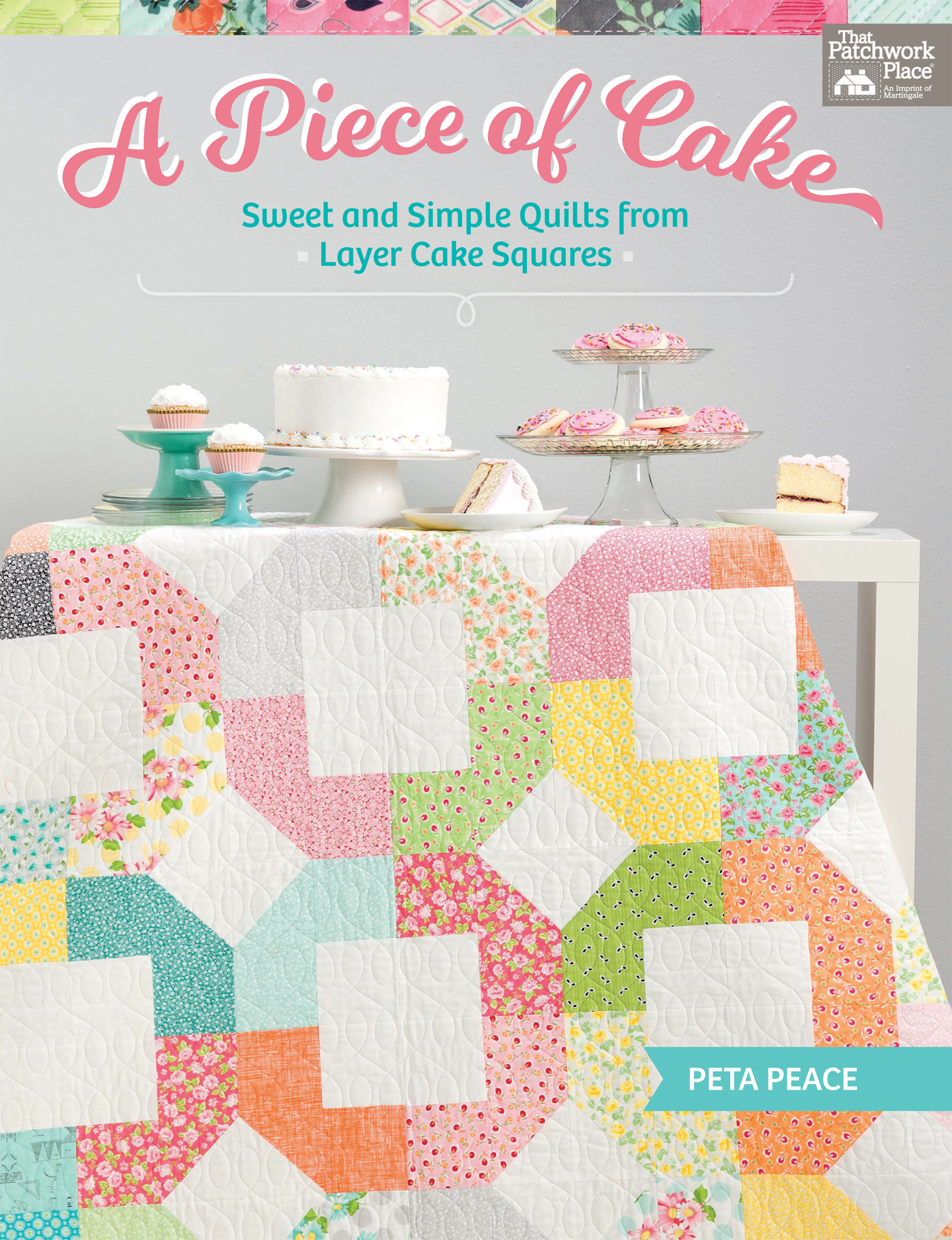 book review a piece of cake a spoonful of sugar