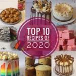 Top 10 Recipes in 2020