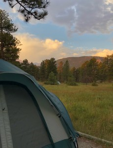 How to take your family on a beginner's camping trip in