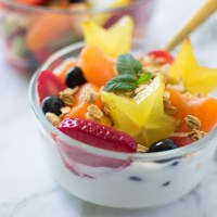Meal Prep Fruit Salad