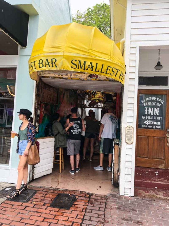 The Smallest Bar