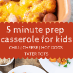 Chili Dog Tater Tot Casserole Pin 2