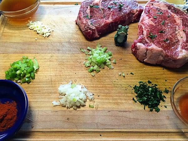 Rib Eye Steaks Export 3-6