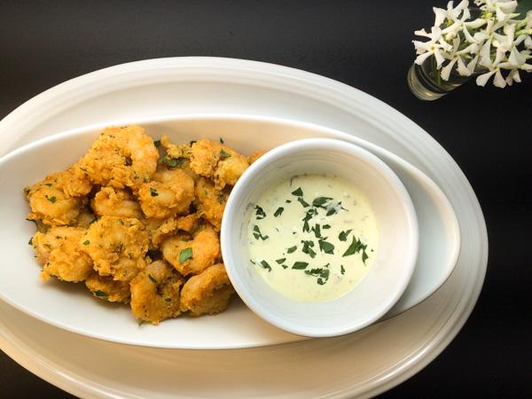 fancy fried shrimp appetizers