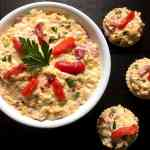 Cajun 'Caviar of the South' Pimento Cheese