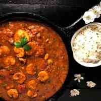 South Louisiana Shrimp Creole