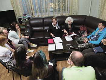 совещание молодых писателей оренбург