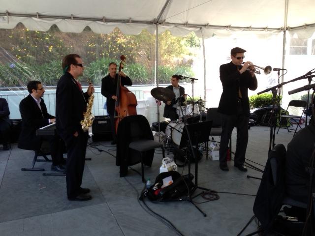 ASQ - Holloway Quartet - Andrew Speight Ensemble - 2013 SFSU Commencement