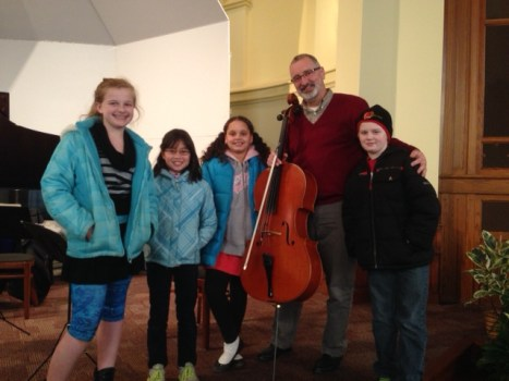 ASQ Plays for Meadville Elementary