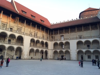 Wawel Royal Castle, Kraków, Poland