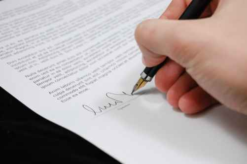 Contract, requirement, legal, standard