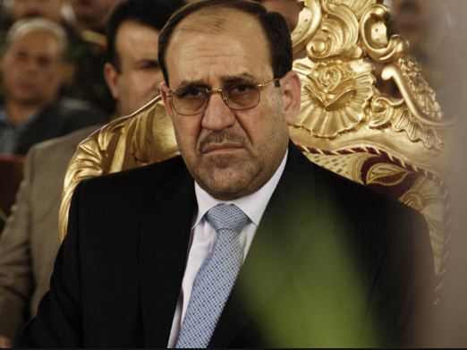 "A source in the ruling National Alliance in Iraq, the existence of a political agreement, ""three-dimensional"" between Iraq and Iran and the United States to put the prime minister's page [...]"