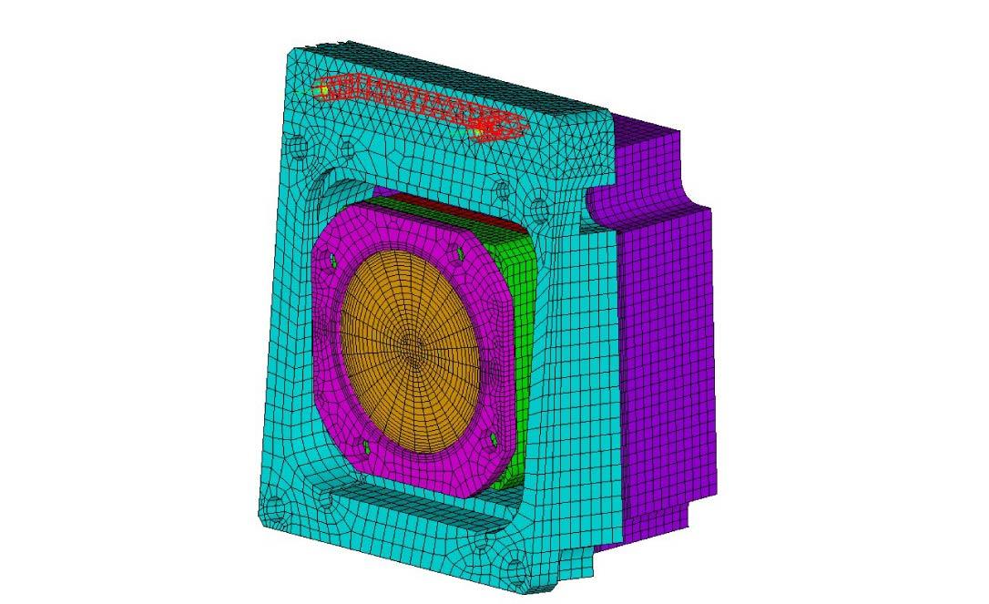 Electro Optics System