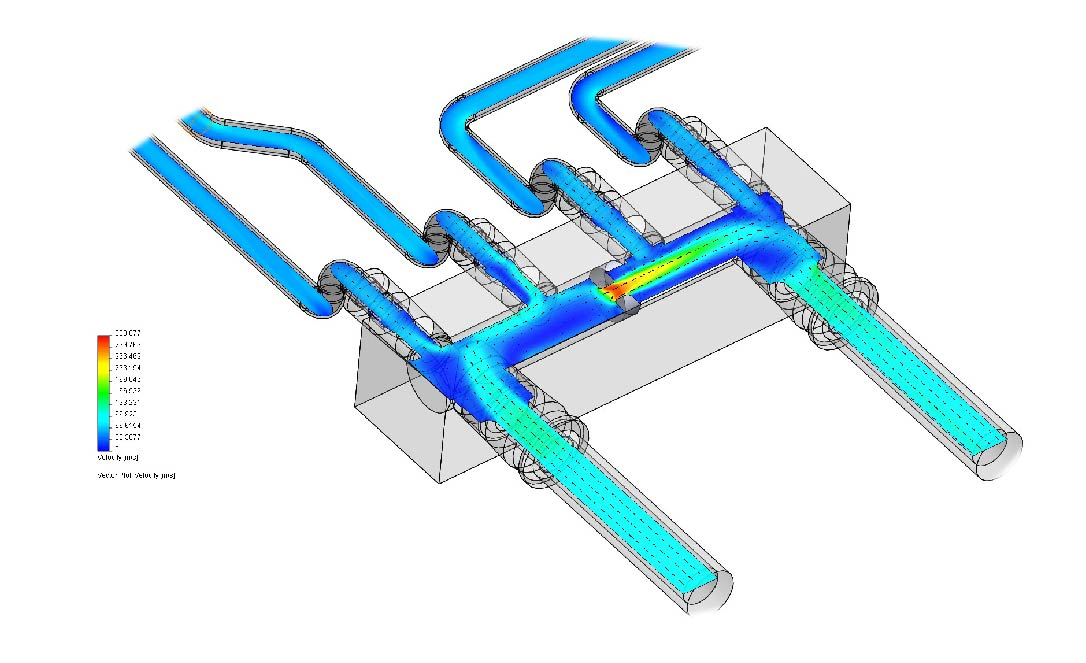 Electronic Packaging - Liquid Cooling