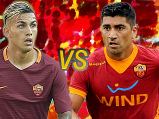Roma: Paredes playmaker like Pizarro