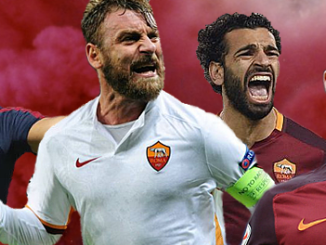 Roma's best men so far - Spalletti, De Rossi, Salah, and Dzeko