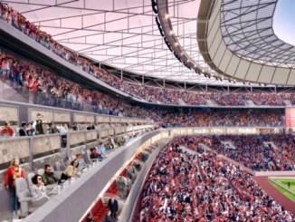 Roma Stadium stands (Photo: Stadio della Roma)