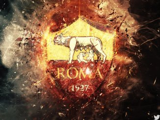 Roma new logo